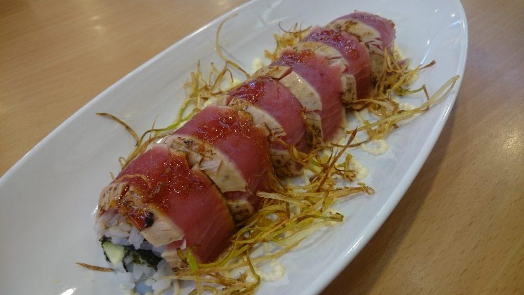 まぐろしめ縄寿司