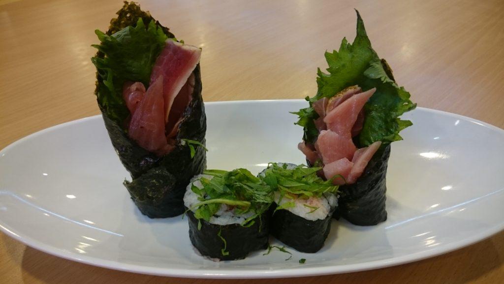 まぐろ門松寿司
