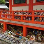 友ヶ島キャンプおまけの淡島神社観光