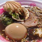 ラーメン女子博in大阪、野外で食べるラーメンは一味違った