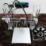中華製格安3Dプリンタ(Alunar M508)を動かす!
