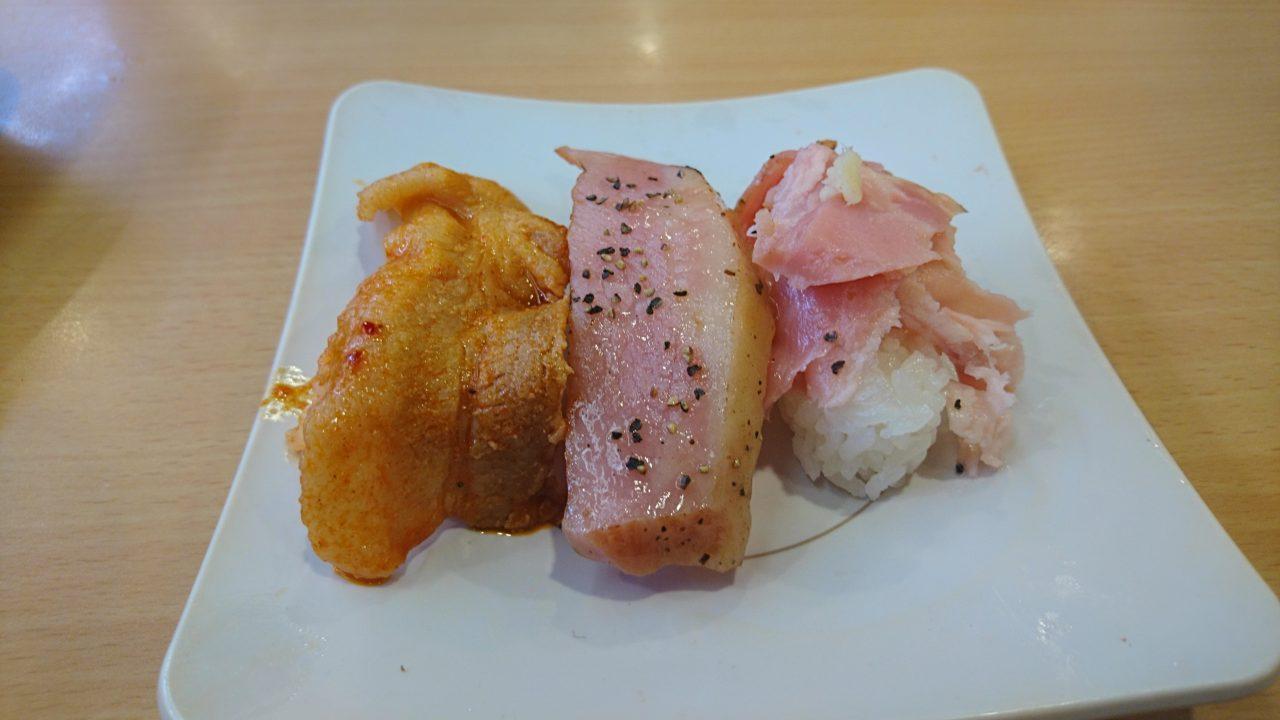 豚Queen寿司
