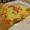 ドミノピザの1キロチーズピザ、写真なんか撮らずにすぐに食おう